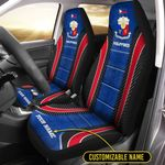Car Seat Covers (Set of 2) 'Philippines' Cranid-X2