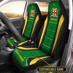 Car Seat Covers (Set of 2) 'Jamaica' Cranid-X2