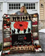 3D Quilt - Lest We Forget - Anzac Day