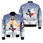 3D All-over Printed - God Bless Texas