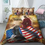 3D Bedding Set - One Nation Under God