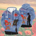 All-over Printed - Lest we forget AUS Version