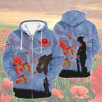 All-over Printed - Lest we forget BRITISH Version