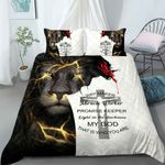 3D Apparel & Bedding Set - Way maker - Miracle worker