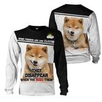 3D Apparel - Limited Edition - Shiba and his friends