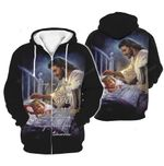 3D All-over Printed - Christian - Sleep in peace tonight