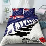 3D Apparel & Bedding Set - Anzac day New Zealand
