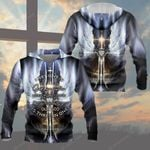 3D All-over Printed - Christian - I believe in God our Father
