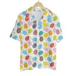 3D Hawaiian Shirt - Easter Eggs Ver.1