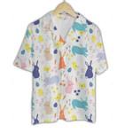 3D Hawaiian Shirt - Easter Rabbit Ver.2