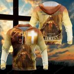 3D All-over Printed - Warrior Of Christ - Lion Knight Version