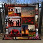 3D Quilt - Lest We Forget - We will remember