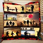 3D Quilt - Lest We Forget - We will remember them ver.02