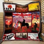 3D Quilt - Lest We Forget - We will remember them Ver06