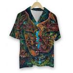 3D Hawaiian Shirt Tropical Colorful - Mystery Face