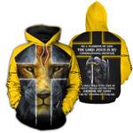 3D All-over Printed Jesus Christ - Armor Of God