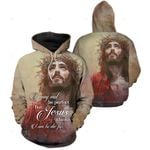 3D All-over Printed Jesus Christ - I May Not Be Perfect