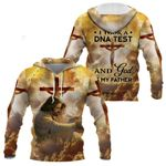 3D All-over Printed Jesus Christ - God Is My Father