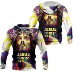 3D All-over Printed Jesus Christ - Jesus Is My king