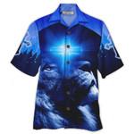 3D Hawaii Shirt Christian - Lionnix