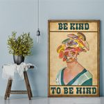 Be Kind To Be Mind Canvas