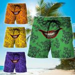 Men's Board Shorts Joker Smile ha ha ha  Swim Trunks, Swimming Shorts