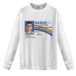 Mclovin Hawaii ID 2D Sweatshirt