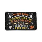 Ouija spirit board halloween version Doormat | Personalized Welcome Coir Door Mats