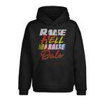 Raise hell praise dale 2D Hoodie