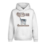 Welcome To The Smoke Show 2D Hoodie