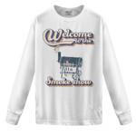 Welcome To The Smoke Show 2D Sweatshirt
