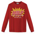 Man I love fireworks - MILF 2D Sweatshirt