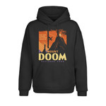 Hike and explore the scenic trails of mount doom national park - the lord of the rings 2D Hoodie