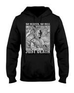 No heaven no hel just death 2D Hoodie