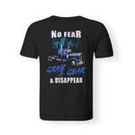 No fear grab a gear & disappear 2D T-Shirt