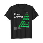 Plant Growth Spell, Dungeons and Dragons, dnd table top board game rpg funny gift, dnd advanced 5e online fan lover, critical role shop 2D T-Shirt