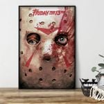 Jason Vorhees – friday the 13th Poster