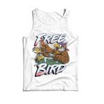 Free bird – 4th of July 2D Unisex Tank Top