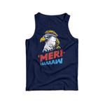 mericaaaaaw – 4th of july 2D Unisex Tank Top