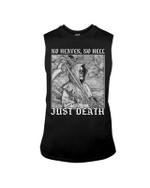 No heaven no hel just death 2D Unisex Tank Top