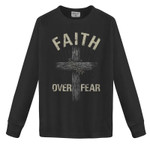 Faith over fear 2D Sweatshirt