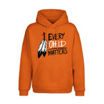 Every child matters, indigenous 2D Hoodie