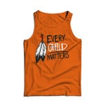 Every child matters, indigenous 2D Unisex Tank Top