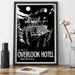 Overlook hotel – the shining Poster