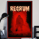 Redrum – the shining Poster