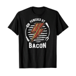Powered by bacon 2D T-Shirt