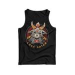 Satan Goat Love Satan Baphomet 2D Unisex Tank Top