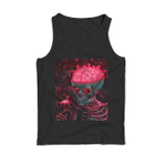 Flamingo skull 2D Unisex Tank Top