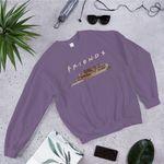 Friends TV Show Thanksgiving Rachel Trifle 2D Sweatshirt