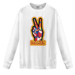 Peacemaker, The Suicide Squad 2021 Inspired 2D Sweatshirt